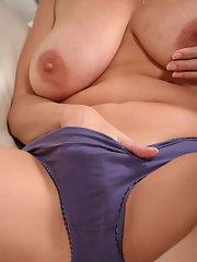 Desperate mature tits