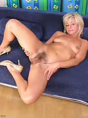 Mature asian anette